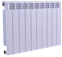 Радиаторалюминиевый Alltermo LUX 500/80