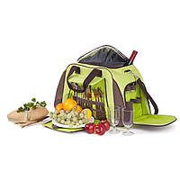 Набор сумка для пикника Кемпинг СA-429 New