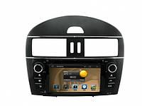 Штатная магнитола (Android) Nissan Tiida