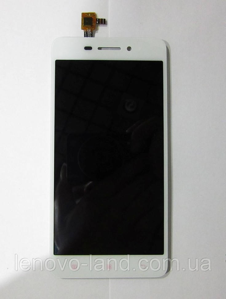 LCD модуль для Lenovo S60 (Display + Touchscreen) - фото 2