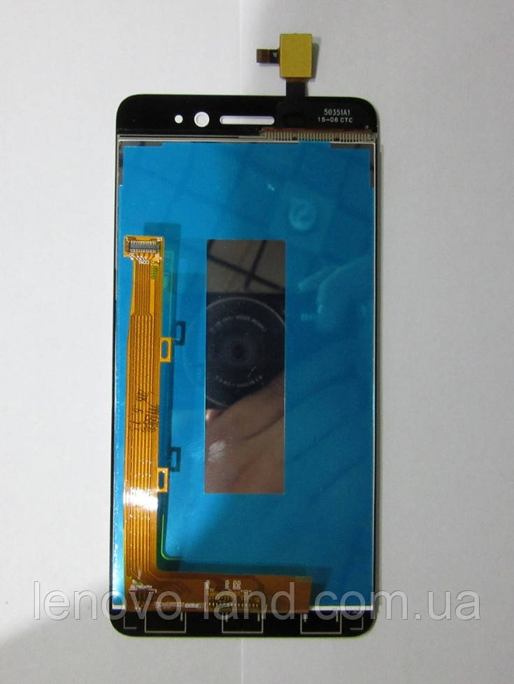 LCD модуль для Lenovo S60 (Display + Touchscreen) - фото 3