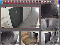 Установка видеонаблюдение в подъезде Харькова