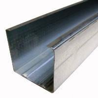 Профиль для гипсокартона СW 50/50 (3м, 4м) сталь 0,55мм