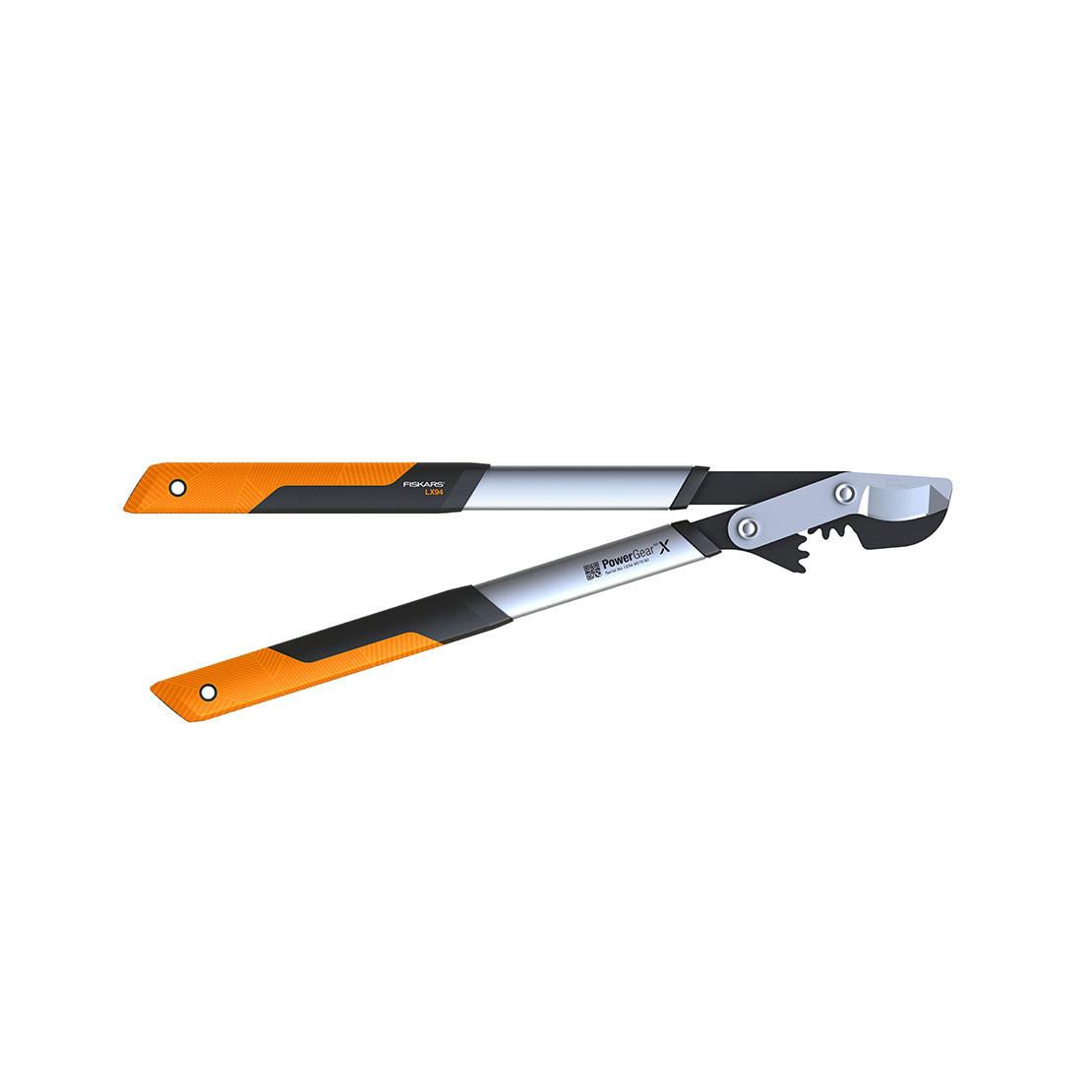 Сучкорез рычажный, плоскостной М PowerGearX™ Fiskars (1020187)