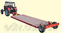 Низкопрофильная платформа для транспортировки грузов НП-7 грузоподъемность 7т