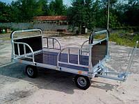 Тележка багажная ТГ-1500