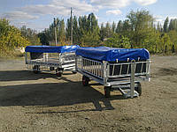 Тележка багажная ТГ-2000-03