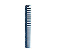 Гребінець для волосся YS-Park Transparent Blue, синій (YS-s339BL)