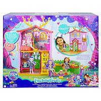 Детский игровой набор Mattel Enchantimals Маленький  Домик Данессы Оленни, фото 1