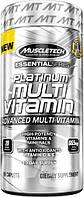 Platinum Multi Vitamin MuscleTech, 90 капсул