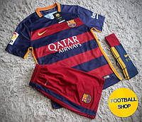 Футбольная форма 2015-2016 Барселона (Barcelona) домашняя