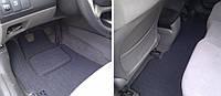 Комплект текстильных ковров BMW 5-SERIES (E60) с 2003- / цвет: тёмно-серый ( материал Корона)