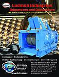 Промислові дробарки подрібнювачі гранулятори 10 т/год Ludman, фото 2