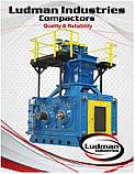 Промислові дробарки подрібнювачі гранулятори 10 т/год Ludman, фото 5