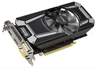 Відеокарта Zotac  GTX750  1Gb DDR5  2xDVI HDMI  Гарантия 3 мес.