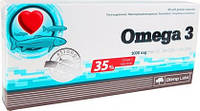 Витамины Olimp Omega 3 60 kaps (35%) 1000 mg blister box 60 caps