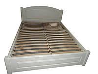 """Кровать деревянная двуспальная """"Арка"""""""