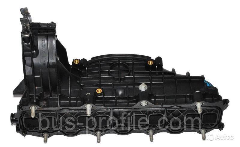 Коллектор впускной на MB Sprinter 906 2009→ OM651 — Mercedes Original — 6510903037