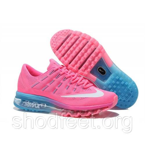 Женские кроссовки Nike Air Max 2016 Pink
