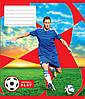 """Тетрадь Серия """"Футбол"""" 24 л."""