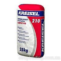 """Клей для пенопласта """"Kreisel 210"""", 25 кг"""