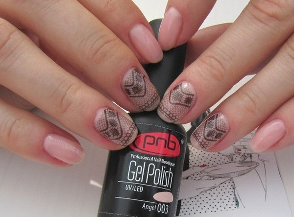Гель-лак Gel Polish PNB 003 - Интернет-магазин Beauty24 в Харькове