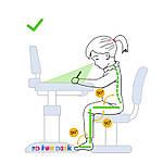 Правило ровно сидеть для ребенка - залог его правильной осанки и здорового будущего!