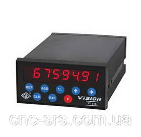 VI518 однокоординатное устройство цифровой индикации