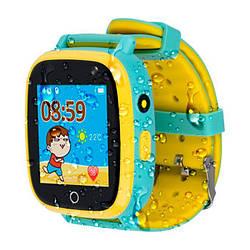 Детские умные часы AmiGo GO001 iP67 Green