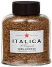 Кофе растворимый  ITALICA 100г, фото 2