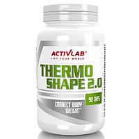Жиросжигатель Activlab Thermo Shape 2.0 90 kap для сушки и похудения