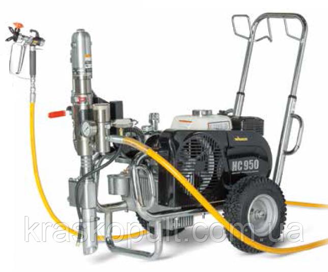 Окрасочно-шпатлевочный агрегат Wagner HeavyCoat 950 G SSP (бензиновый)
