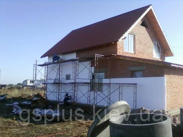 Утепление домов, коттеджей, дач. - Торгово-строительная компания «Дом-вилла» в Киеве
