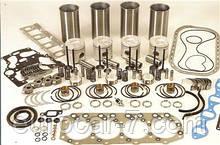 Запчастини для двигуна komatsu 4D98E