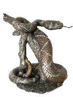 """Статуэтка """"Гремучая змея"""" Veronese"""