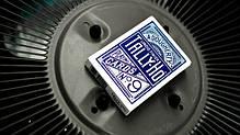 Карти гральні | Tally-Ho Fan Back синя, фото 2