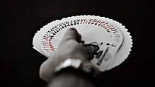 Карты игральные | Tally-Ho Fan Back синяя, фото 3