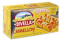 Макароны для фаршировки каннеллони Divella «Cannelloni» 250 гр., фото 1