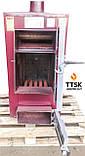 Твердотопливный котёл САН-ТЕРМО мощностью 11 кВт, фото 4