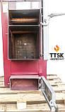 Твердотопливный котёл САН-ТЕРМО мощностью 11 кВт, фото 5
