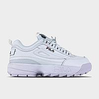 Кросівки чоловічі Fila Disruptor 2 Full White білі