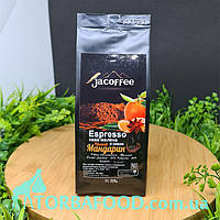 Кава мелена Jacoffee Espresso Пряний Мандарин, 225 г