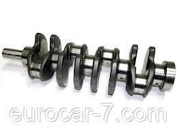 Коленвал на двигатель Mitsubishi S4E, S4E2, S4S, S4Q2, S6E , S6K, S6S, 4DQ5, 4DQ7, 4G63, 4G64, 6D16, 4D56, 4D56T