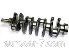 Колінвал двигуна Nissan TD27, H15, H20, H20-II, H25, K15, K21, K25, TD42, TB42