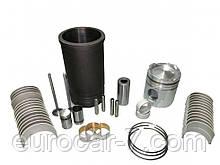 Поршень двигуна Isuzu C240, DC24, 4FE1, 4LB1, 4JG2, 4JB1, 4BD1, 6BB1, 6BD1, 6BD1