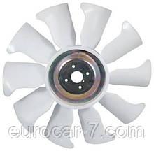 Вентилятор радіатора двигуна Nissan TD27, H15, H20, H20-II, H25, K15, K21, K25, TD42, TB42