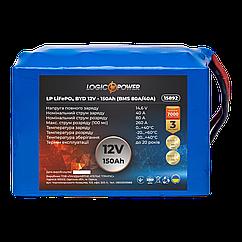 Акумулятор LP LiFePO4 BYD 12V - 150 Ah (BMS 80A/40А)