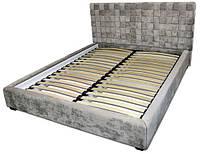 Кровать подиум Квадро вкладной каркас на буковых ламелях с подъемным механизмом