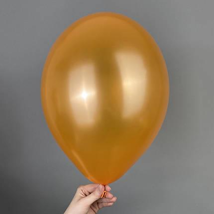 Куля BELBAL (Белбал) В 105/081 Металік помаранчевий, фото 2