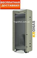 Теплоаккумулятор Кронас 800 л с теплообменником